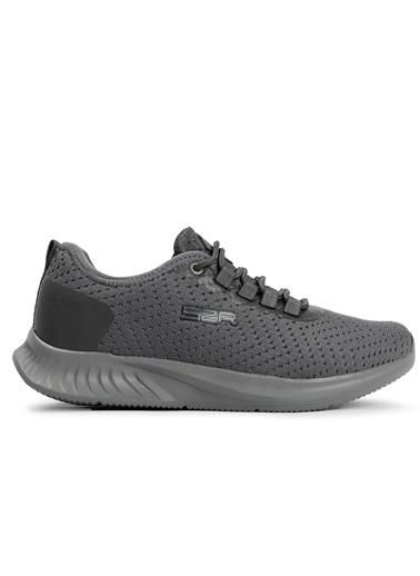 Slazenger Slazenger Zodiac Sneaker Erkek Ayakkabı    Gri